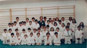 Inicios de la Escuela de Artes Marciales Chois Lee Girona