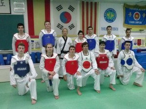 Foto de grupo del curso 2013-2014.