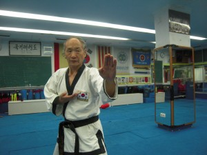 Maestro Lee Jae Kwon (9º Dan)
