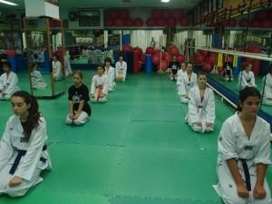 Ejercicio de Concentración y disciplina - Adolescentes