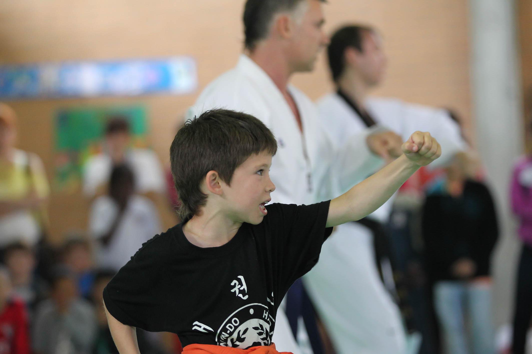 Actividades extraescolares Artes marciales