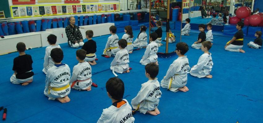 Valores en las artes marciales