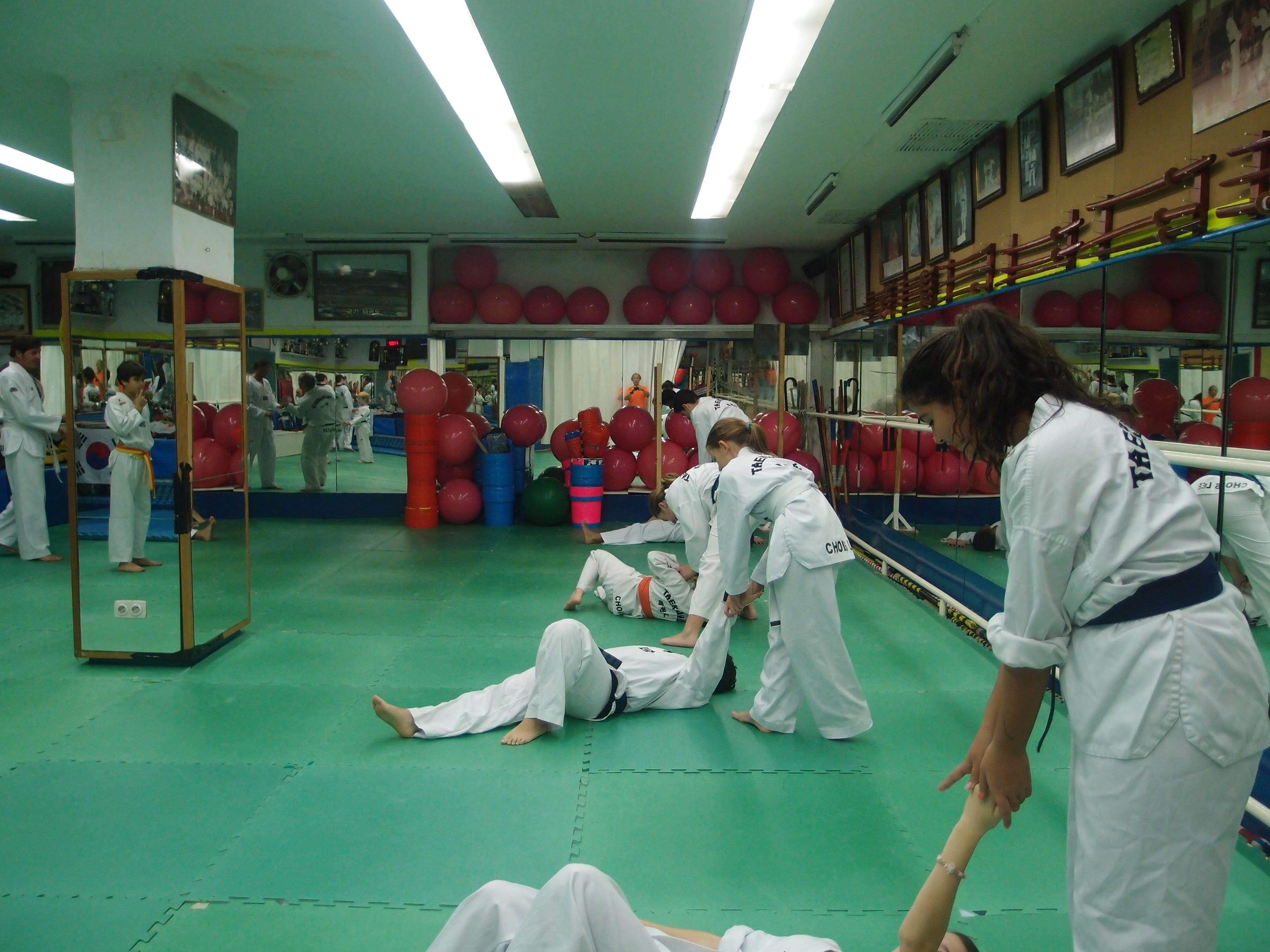 Hapkido y Defensa personal
