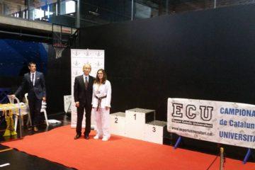 Esport universitari gironí trionfa en el Campionat de Catalunya