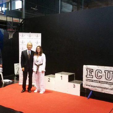 L'Esport universitari gironí guanya una plata en el Campionat de Catalunya