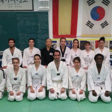 Curs de defensa personal i Taekwondo Universitat de Girona