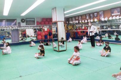 Arts marcials i Taekwondo girona